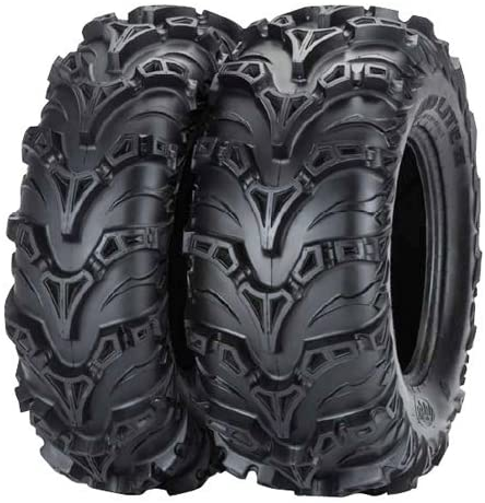 You get a more aggressive tread with the Mud Lite II.