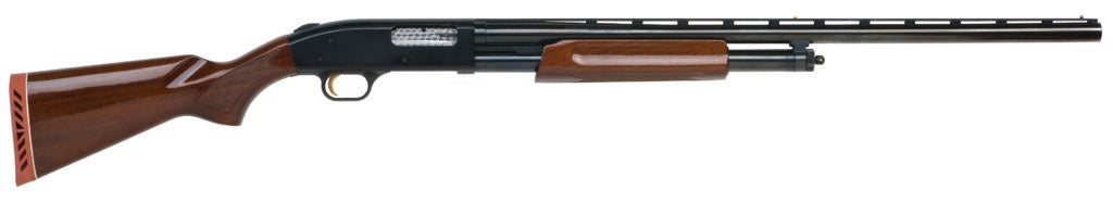 Mossberg's 500 is a rugged pump.