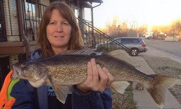 Angler Lands Her Ninth IGFA World-Record Fish…From the Shore