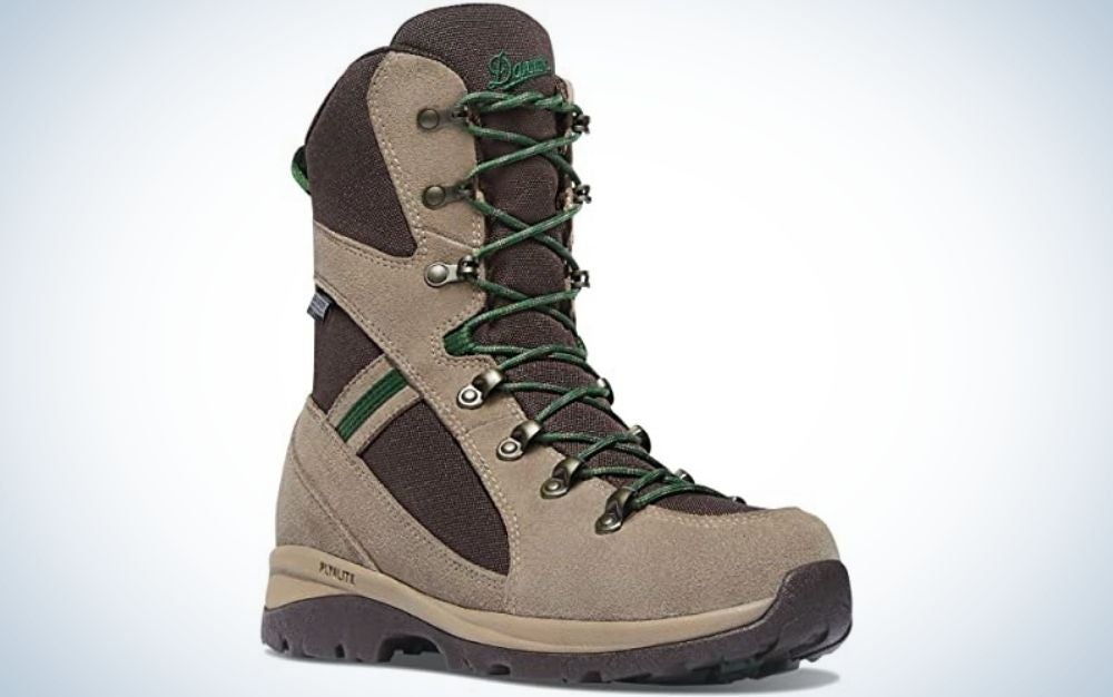 Danner boots are the best hunting boots for women