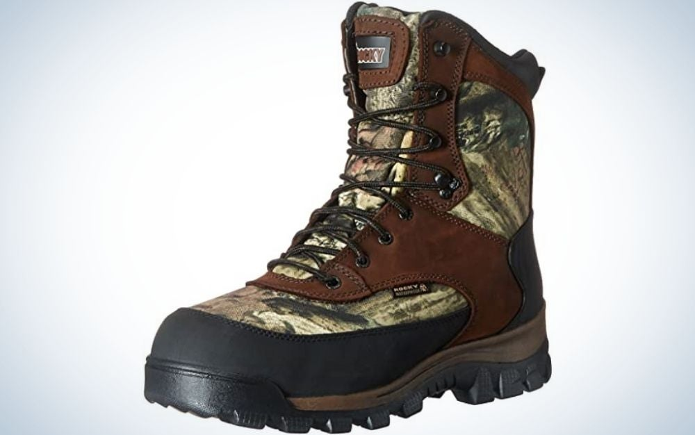 Rocky boots are the best affordable hunting boots