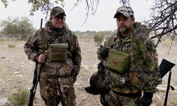 In Good Company: A Texas Turkey Hunt with Familiar Strangers