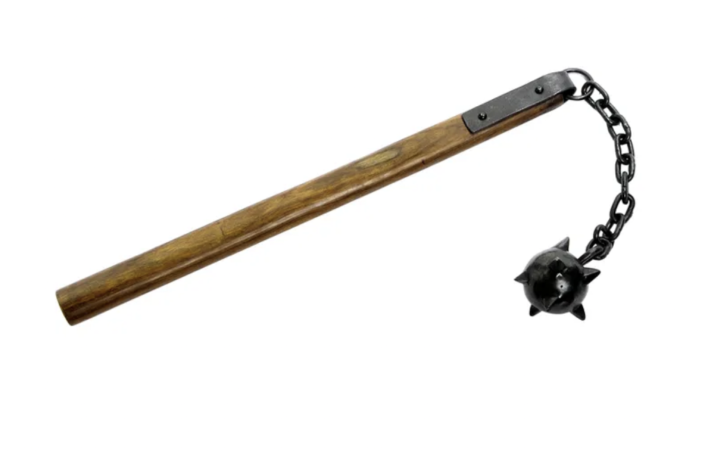 The flail likely impaired many of its users.