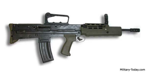 After Desert Storm, this gun underwent a major overhaul.