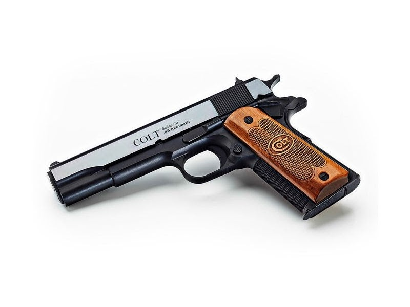 Colt 1911 handgun