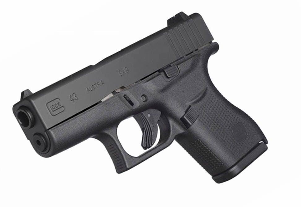 Glock 43 handgun