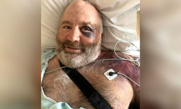 Rancher Pinned Under ATV for Two Days Survives on Beer