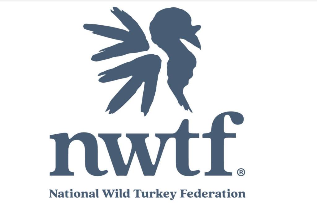 New National Wild turkey federation logo.
