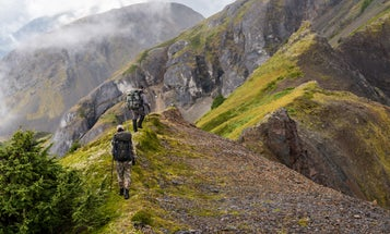 Lost in the Gloom: A Dream Mountain Goat Hunt Turns into a Nightmare