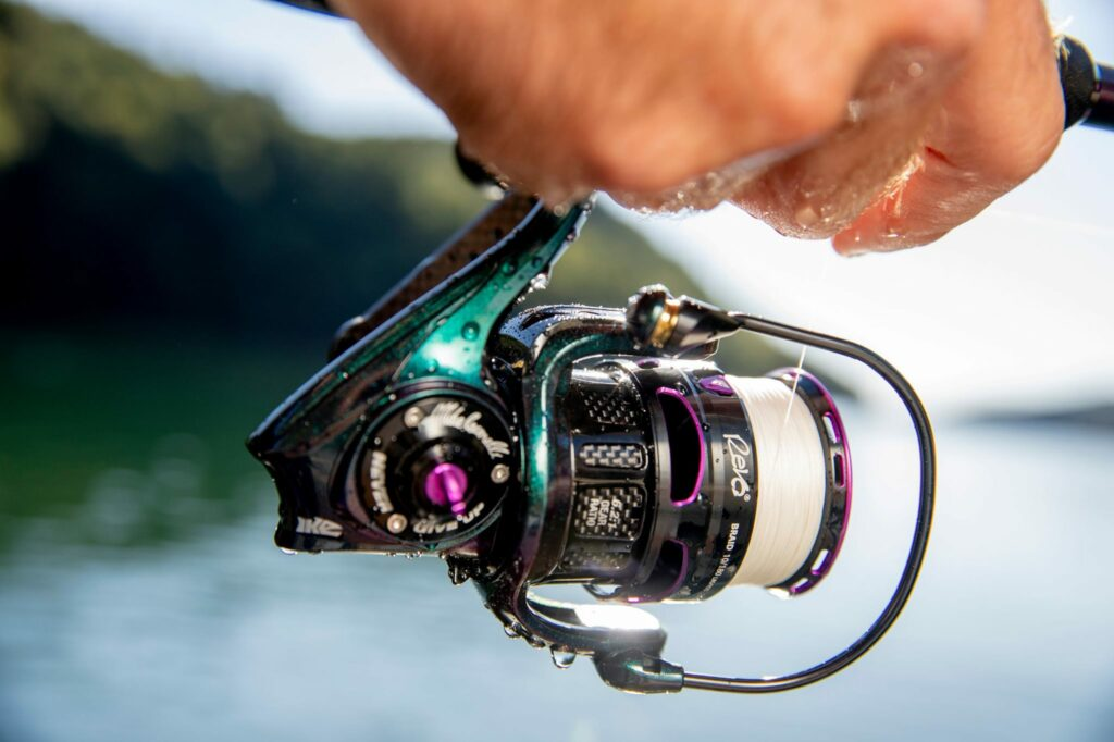 Abu Garcia REVO IKE: A Fishing Reel Designed For Serious Bass Anglers