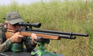 Airgun Review: The Benjamin Marauder PCP Air Rifle
