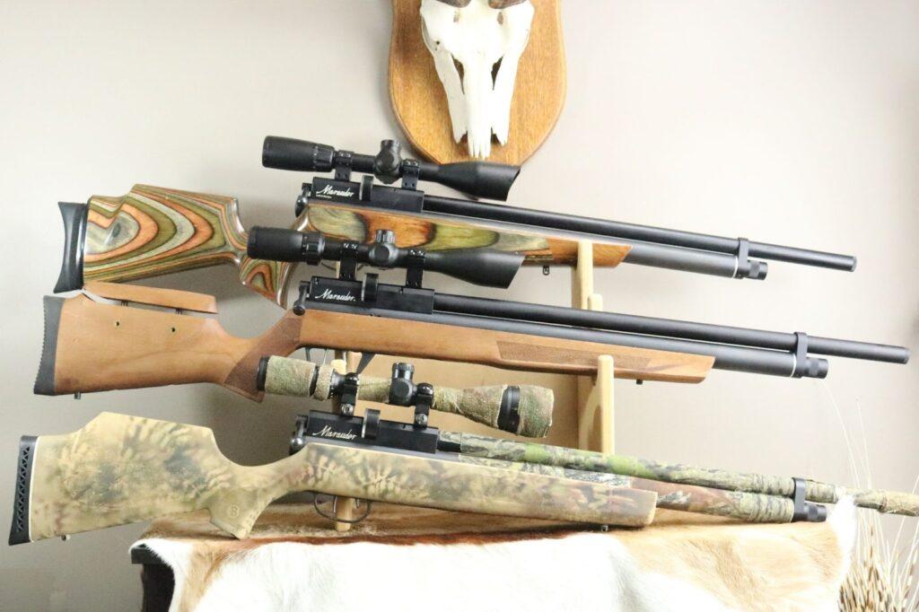 Collection of Marauder airguns