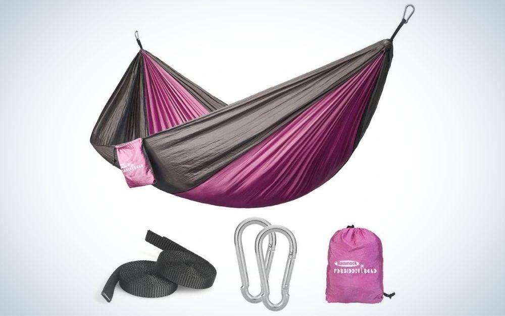 The best hammock on a budget is Hammock Road