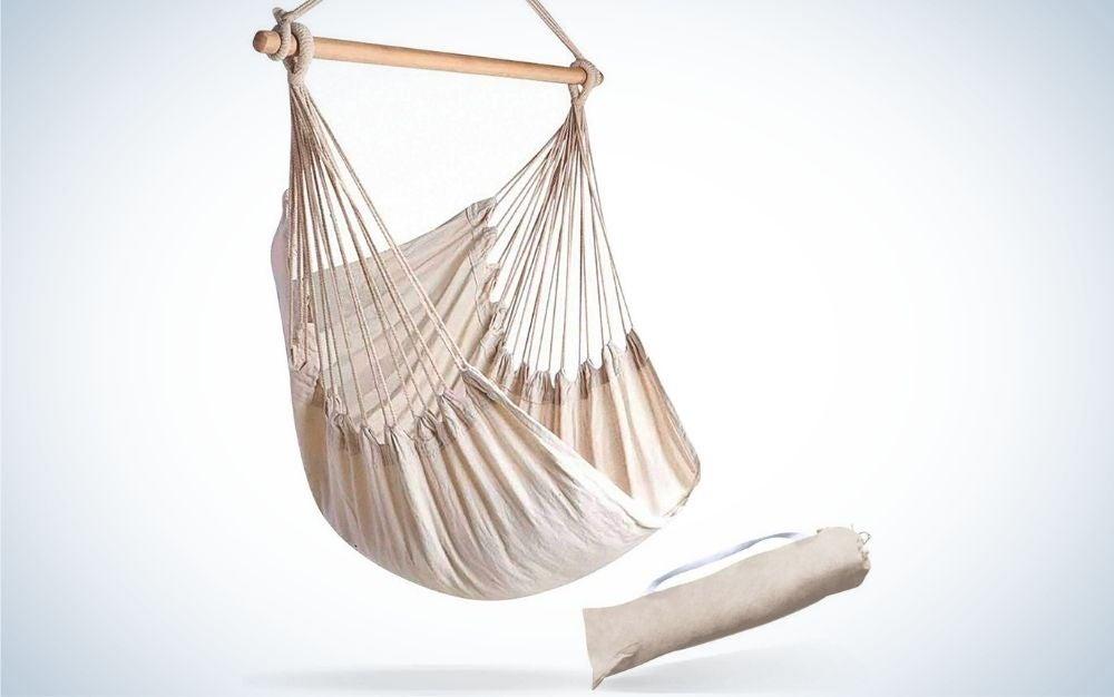 The best hammock chair is Hammock Sky