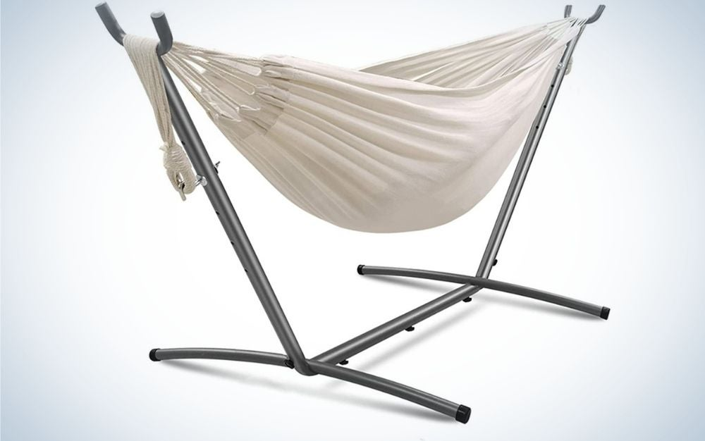 The best hammock with a stand
