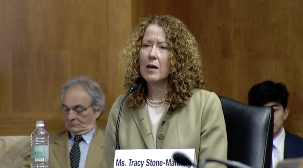 Tracy Stone-Manning is President Biden's pick to run the BLM.
