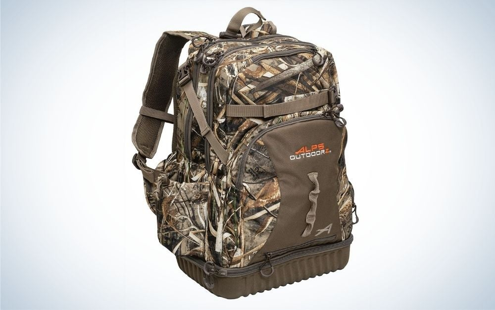 Alps Outdoor Z is our pick for best hunting backpack.
