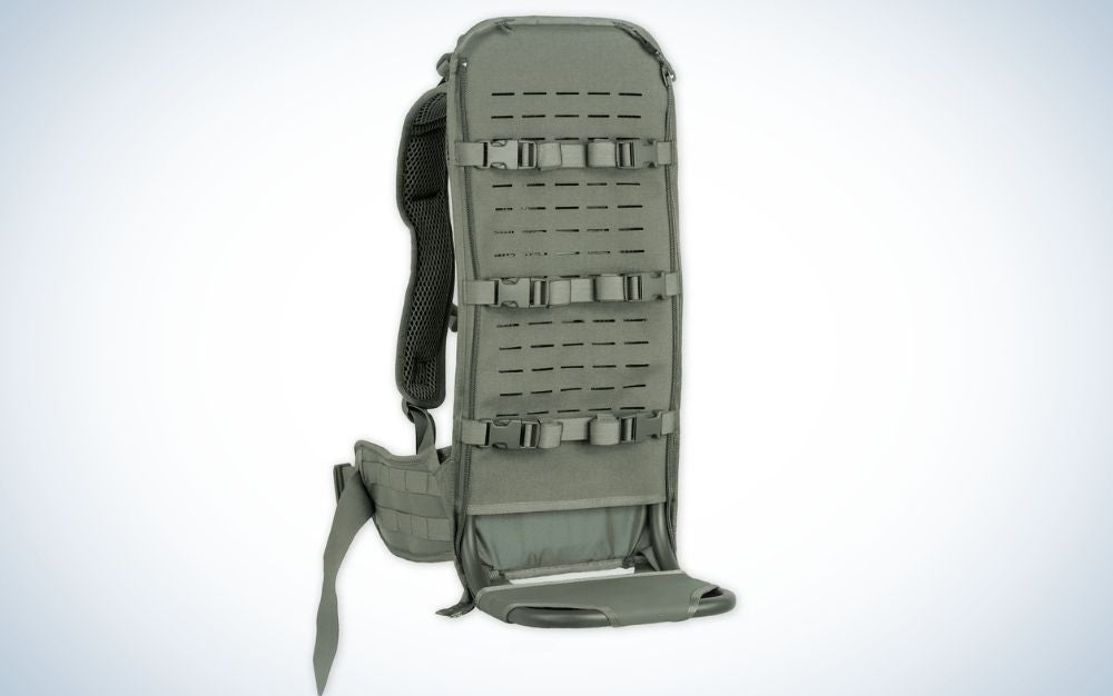Eberlestock mainframe is our pick for best hunting backpack
