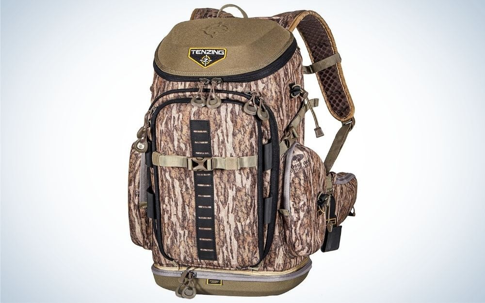 Tenzing is our pick for the best hunting backpack