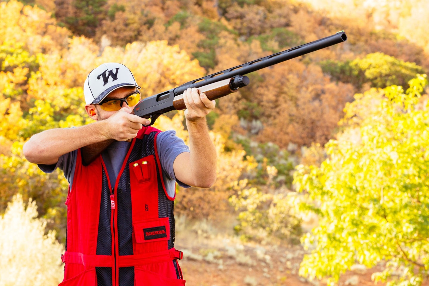 Clay target shotguns don't have to be expensive.