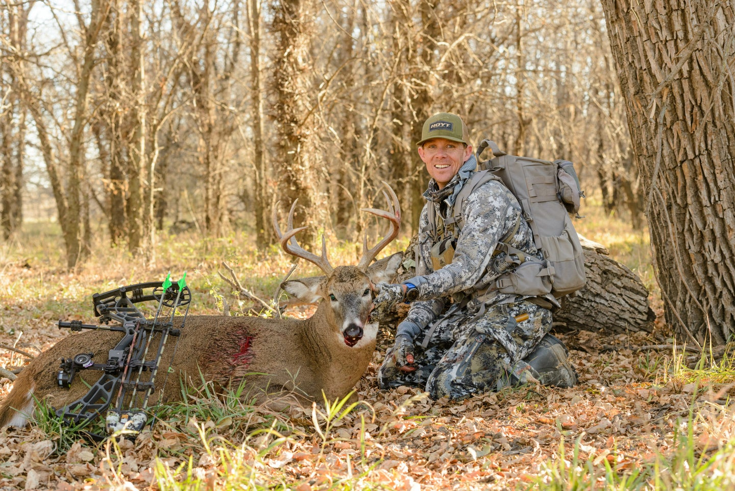 Here is how to set up the ultimate whitetail bow.