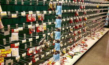 Why Fishing Gear Is Out of Stock