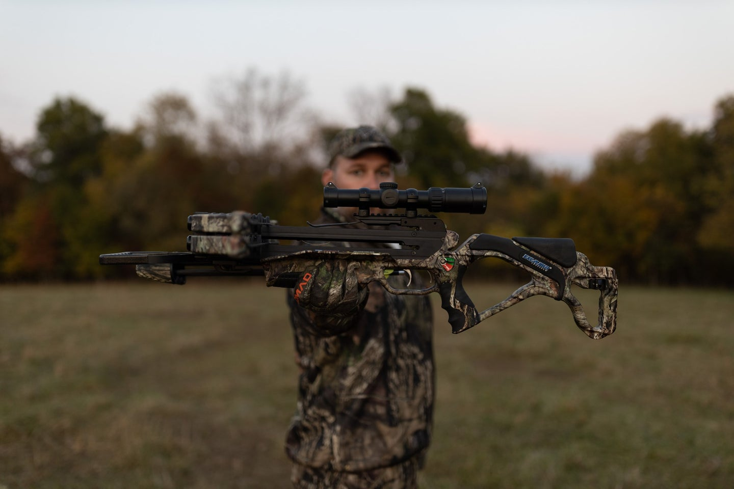 Crossbow parts explained by an expert.