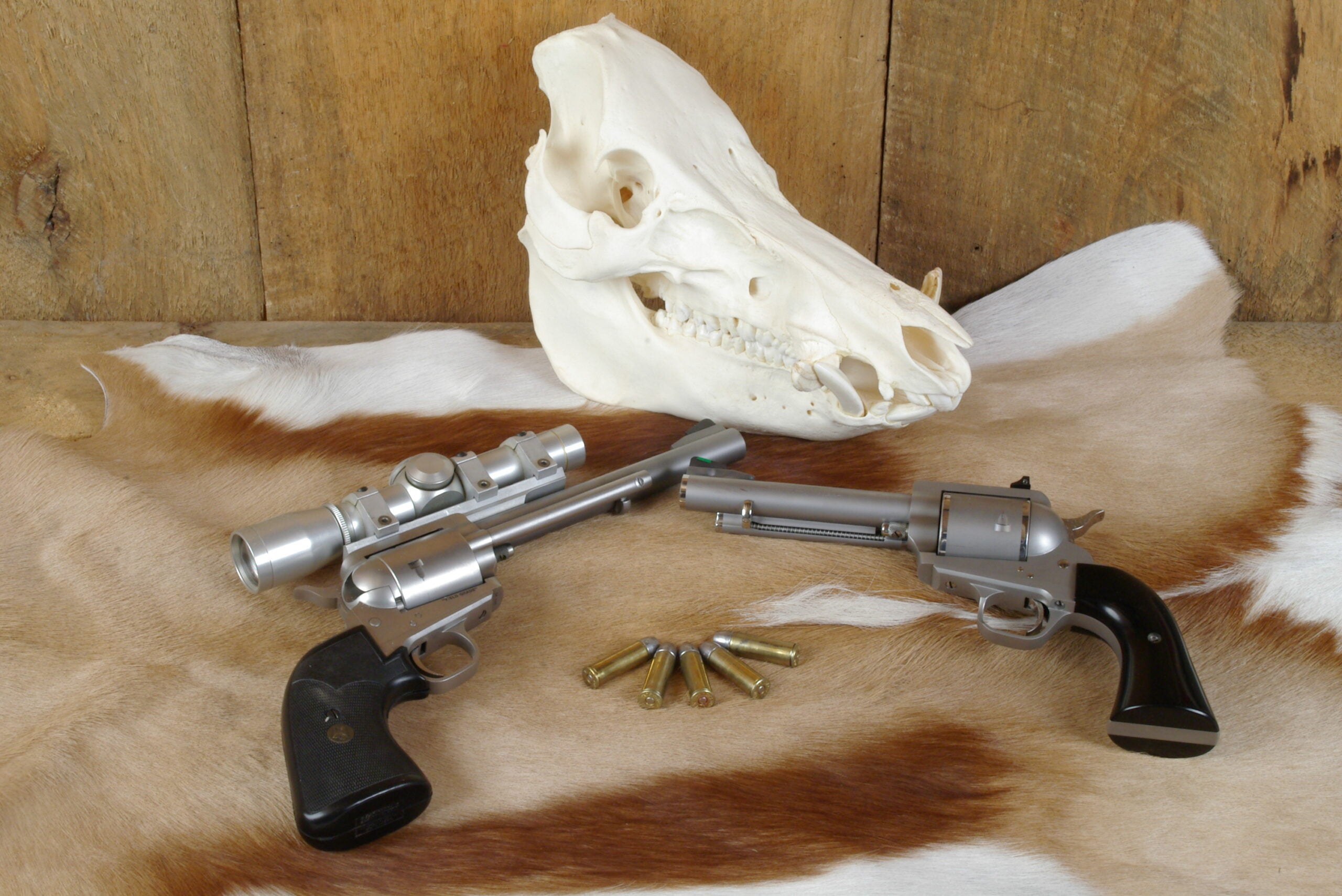 Freedom Arms Model 83 is our pick for best revolver.