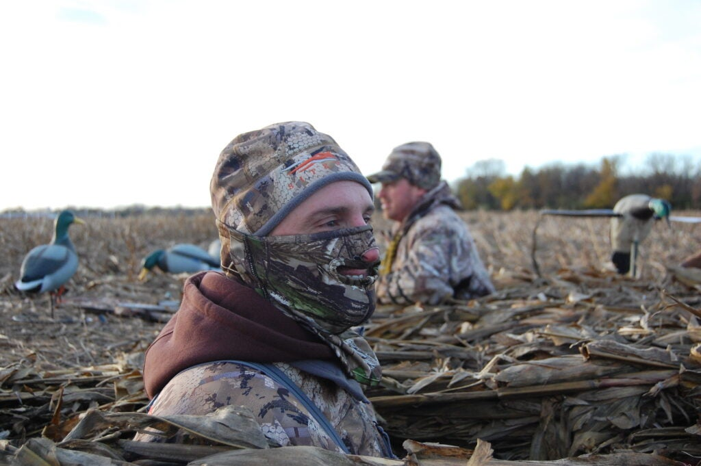 Ducks are adapting to hunting pressure, and it's making hunting more difficult.
