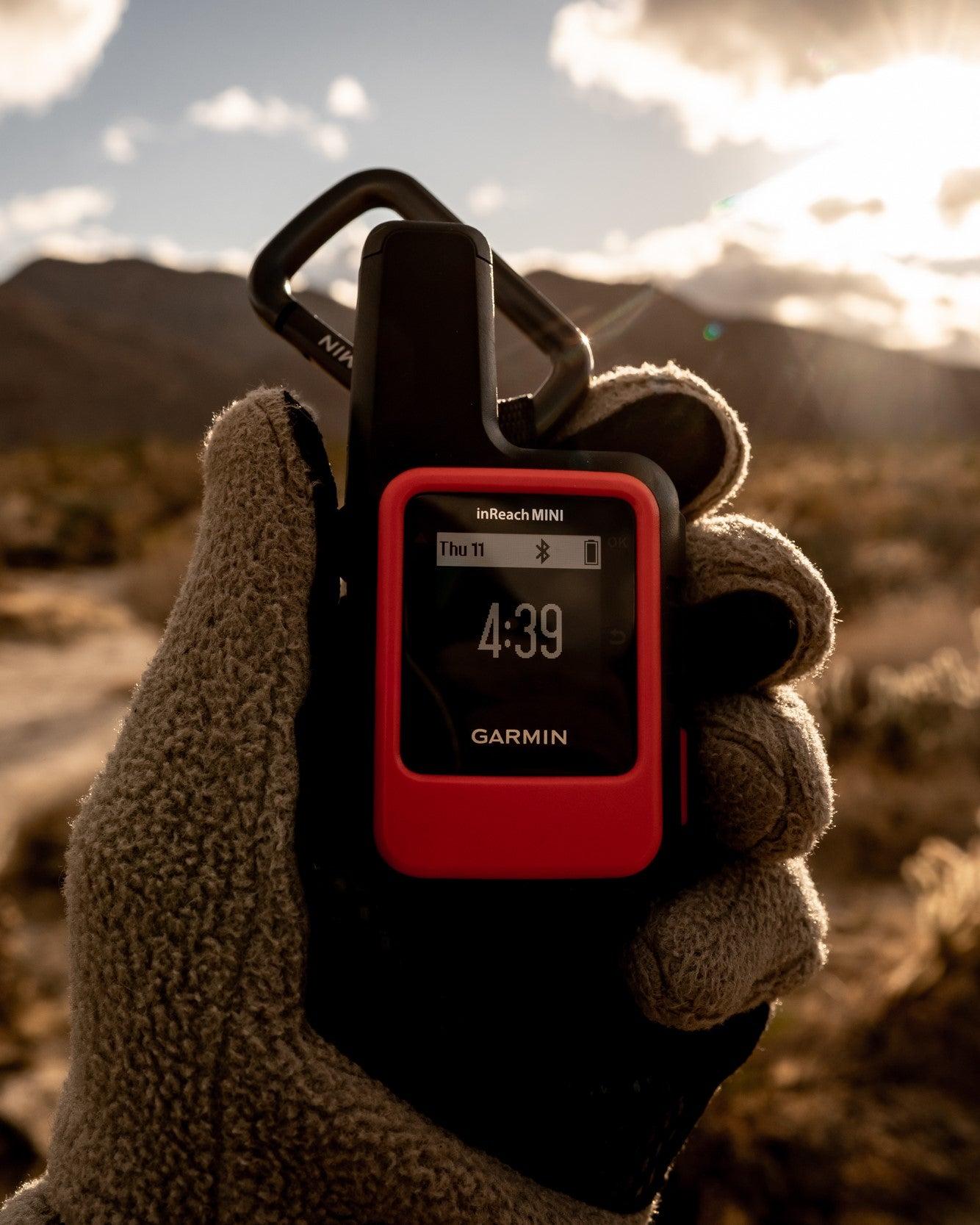 Garmin InReach Mini best gps that's handheld