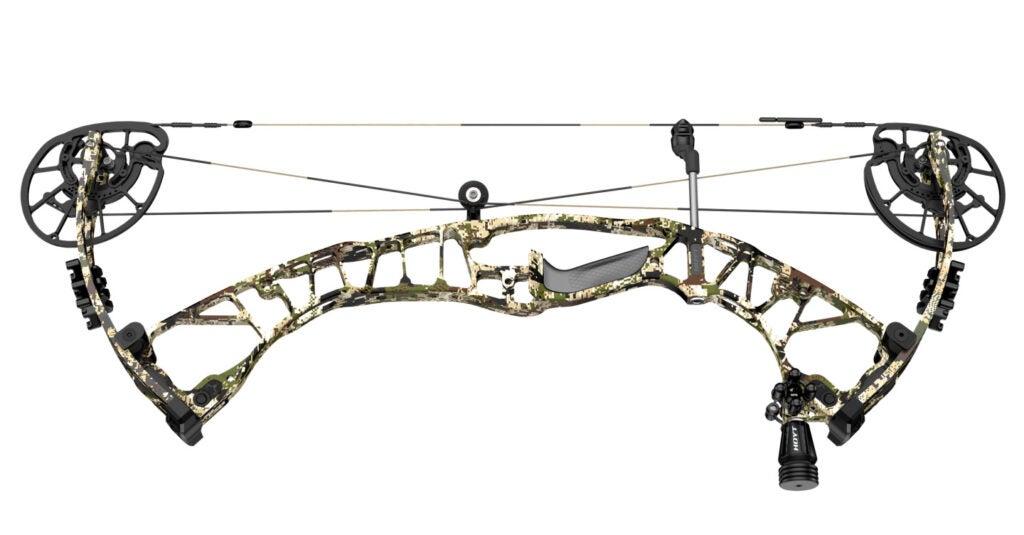 Hoyt Ventum 33 compound bow
