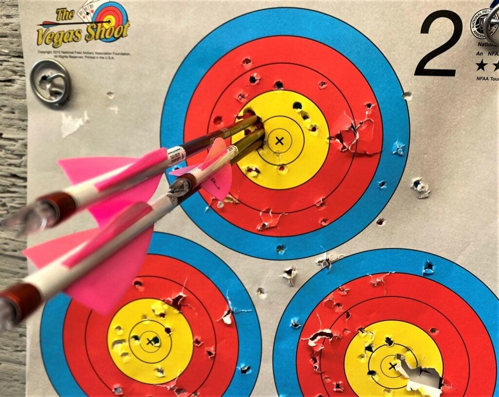 Hoyt Ventum 33 accuracy testing