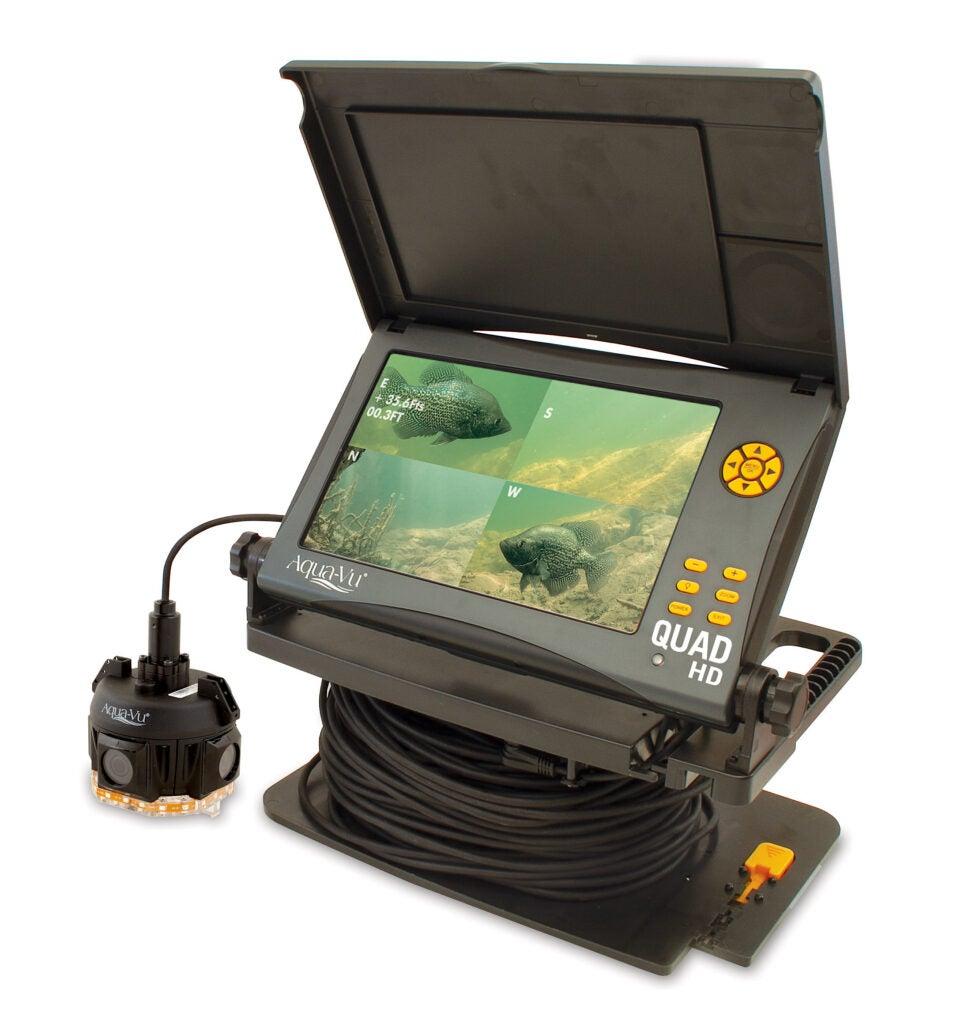 Aqua Vu underwater camera