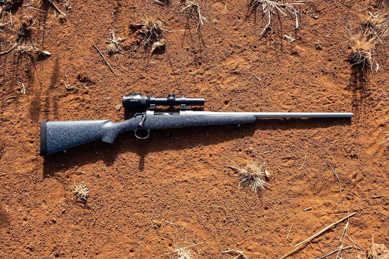 Nosler 21 in Zimbabwe