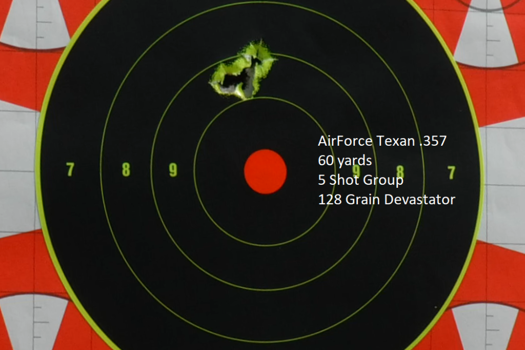 Texan accuracy test.