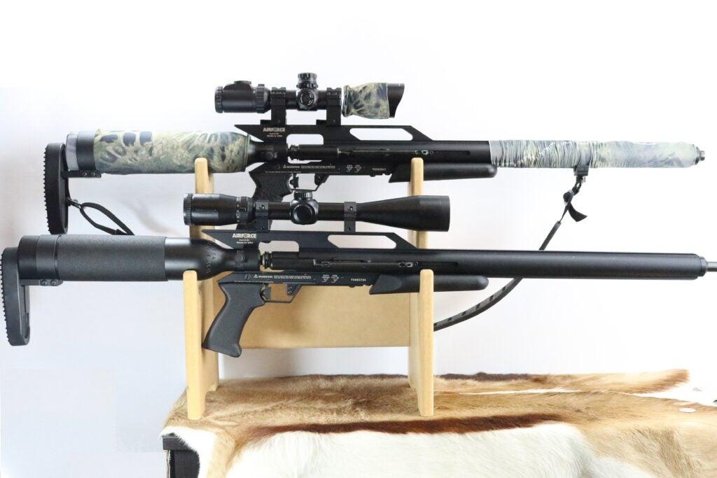 Airforce Texan Air Rifles