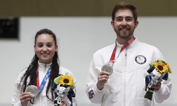 Team USA Wins Silver in the First-Ever 10-Meter Air Rifle Event