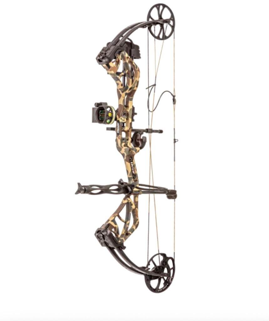The Bear Archery Whitetail Legend compound bow
