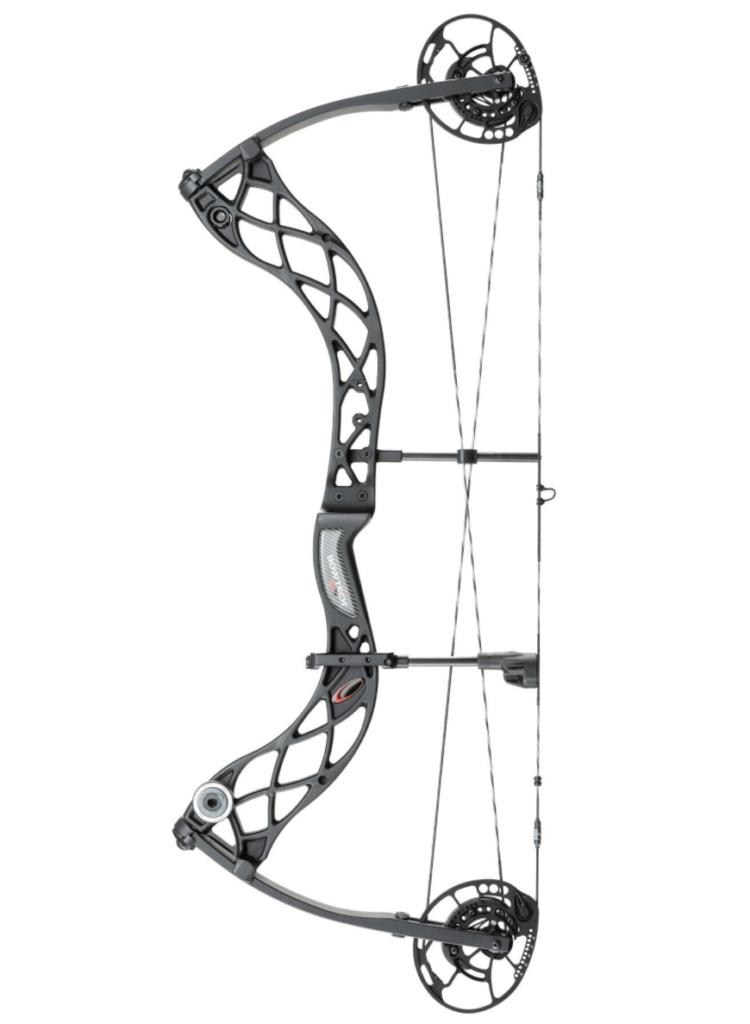 The Bowtech Carbon Zion compound bow