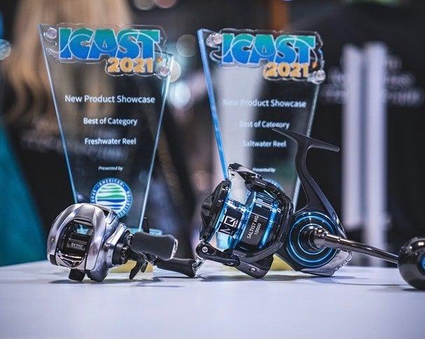 ICAST best fishing reels