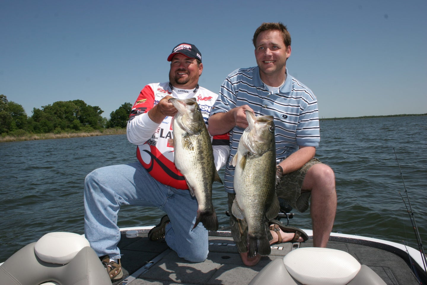 Everything Is Bigger in Texas, Even the Largemouth Bass