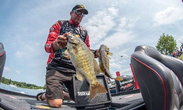 How to Catch and Release Bass in the Heat of Summer—Without Killing Them