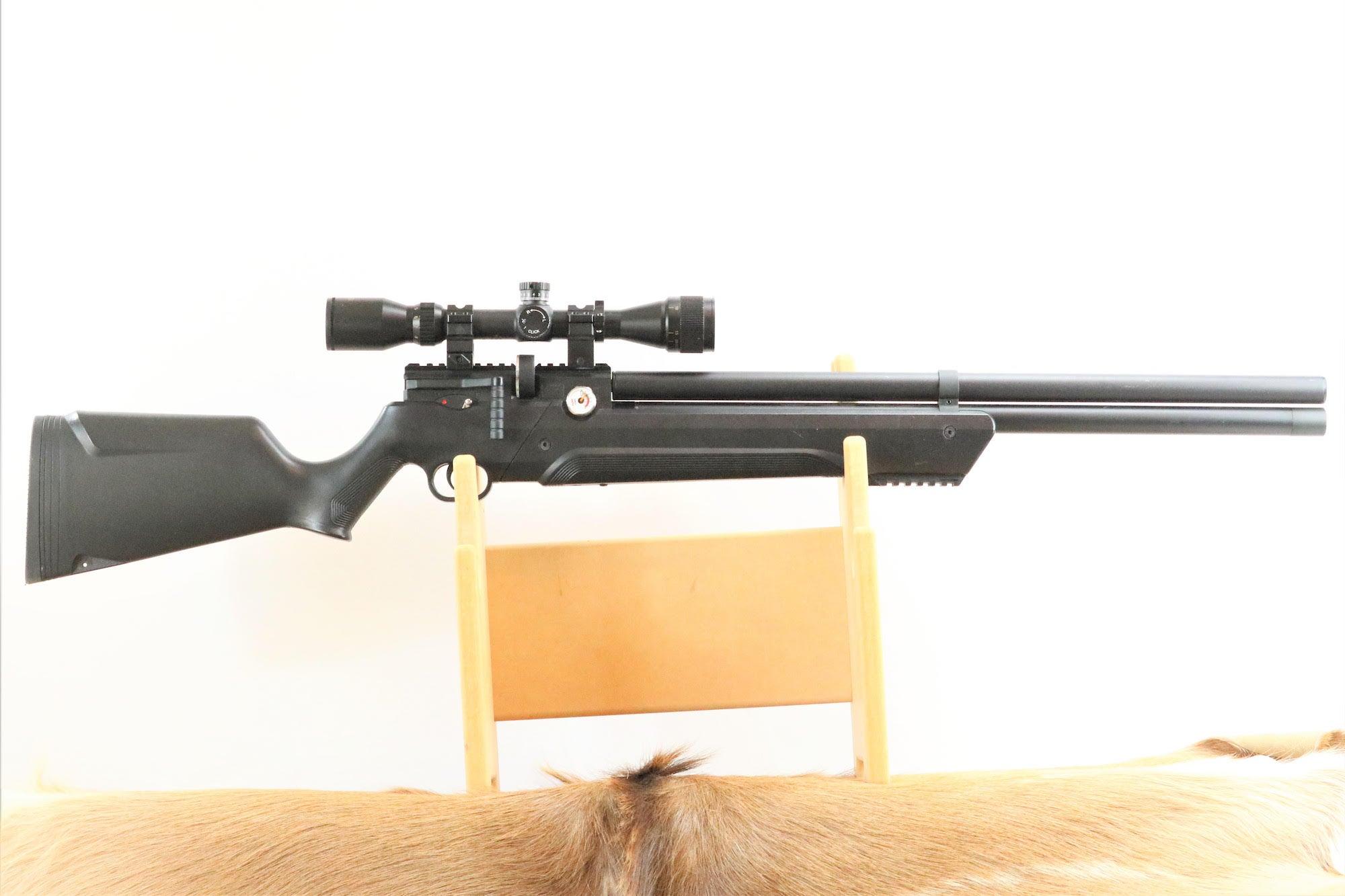 The AirVenturi Avenger air rifle