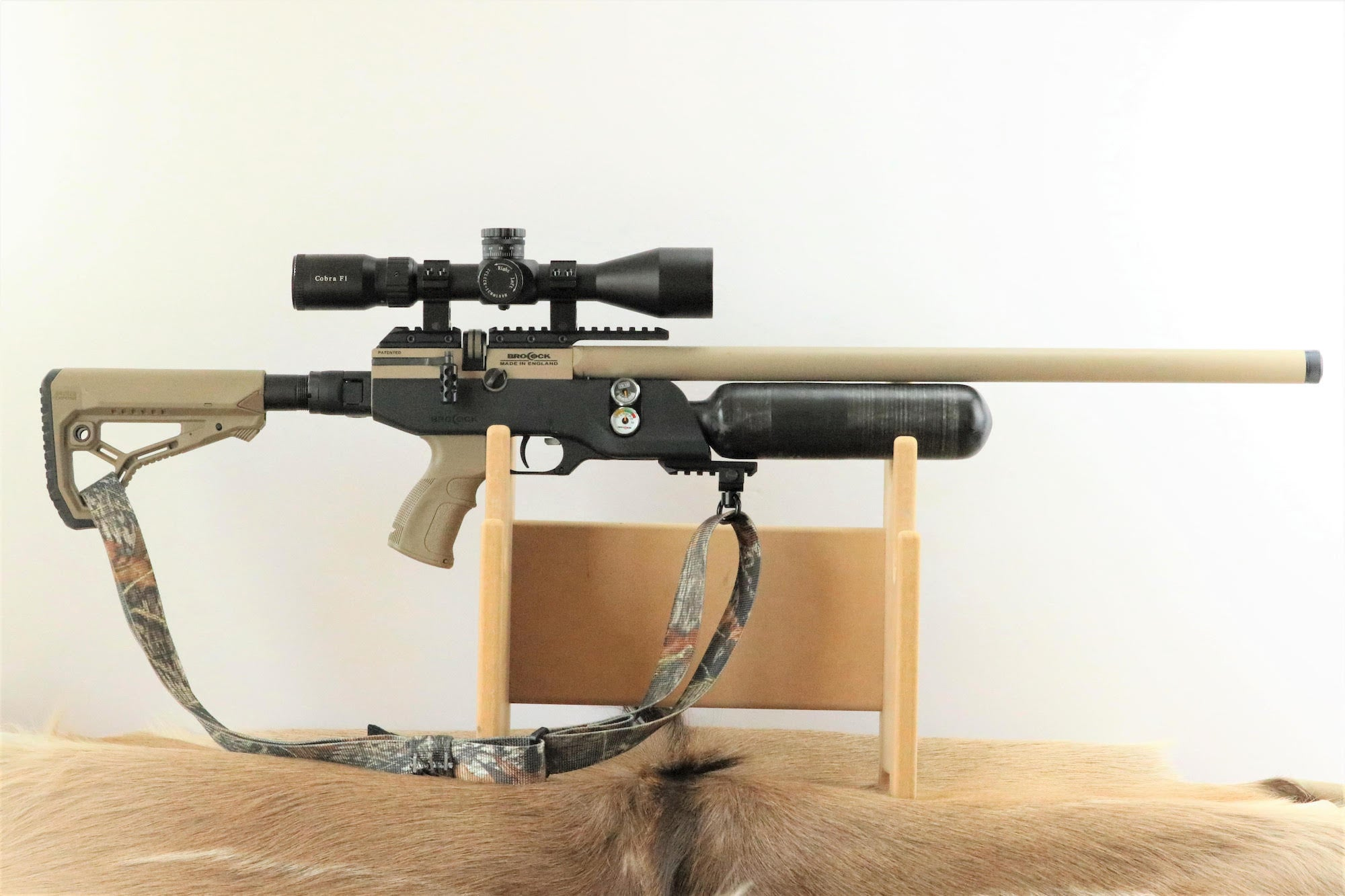 The Brocock Commander is our pick for best air rifle.