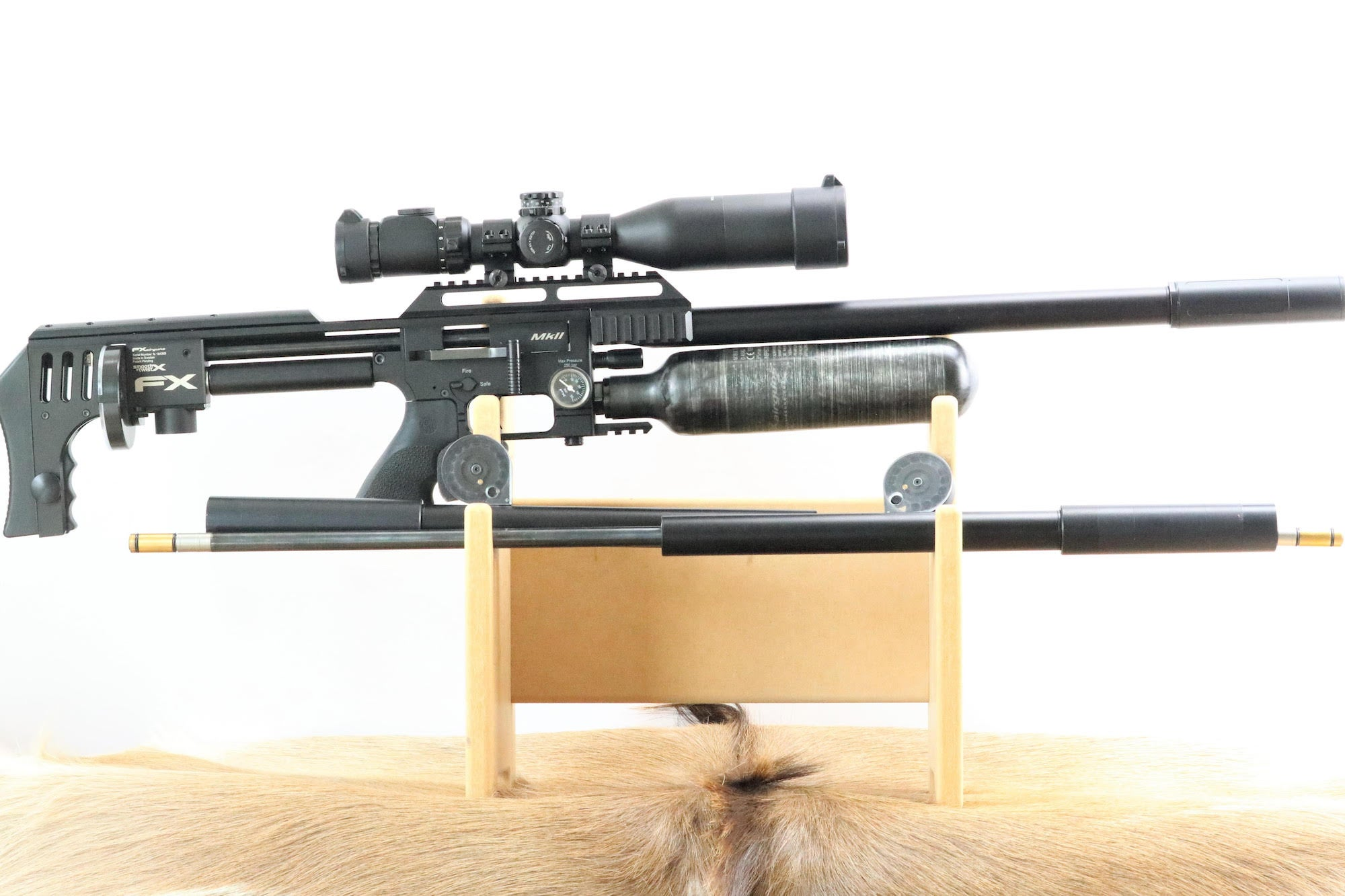 The FX Impact is our pick for best air rifle