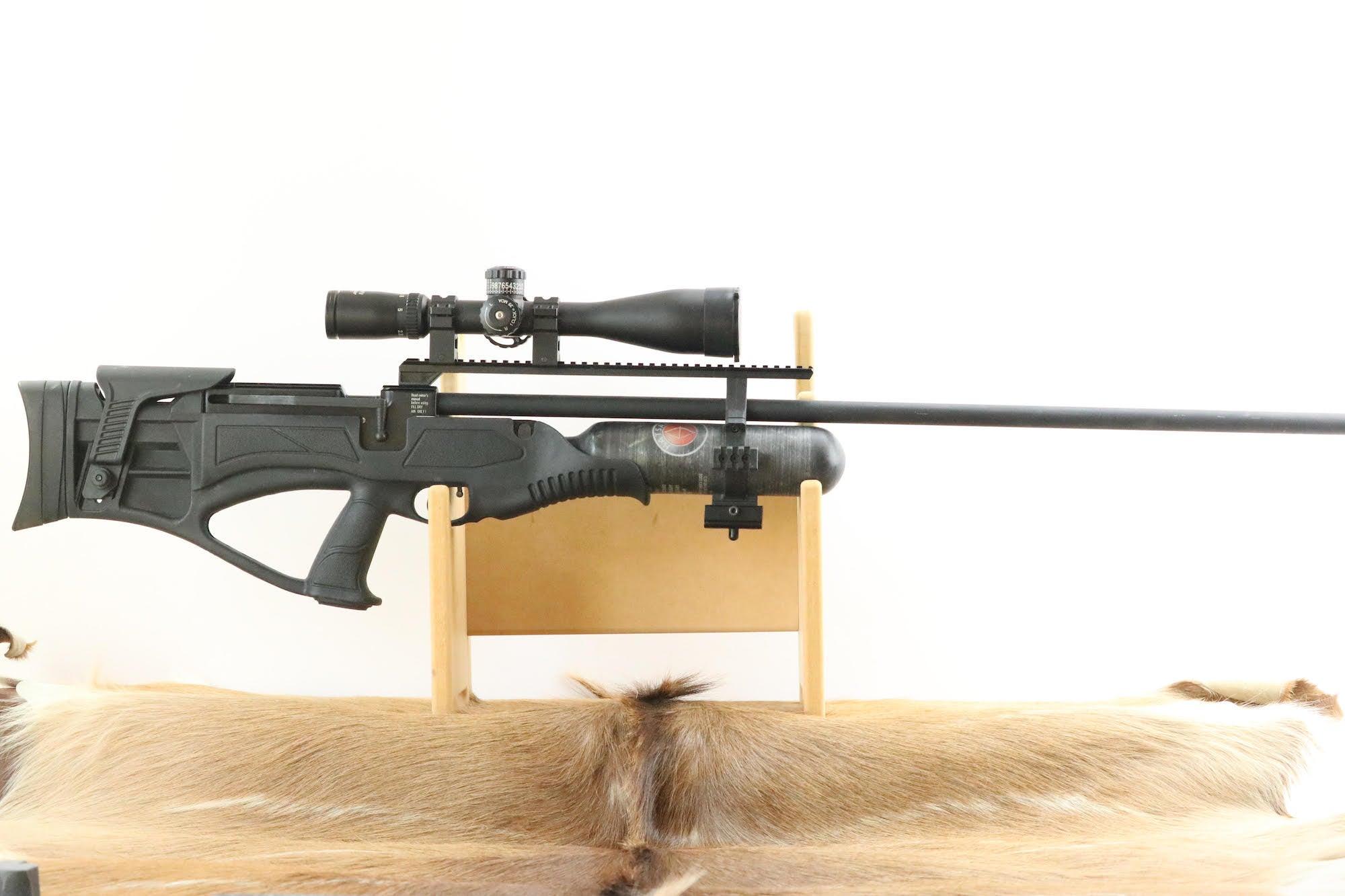 The Hartsan PileDriver air rifle