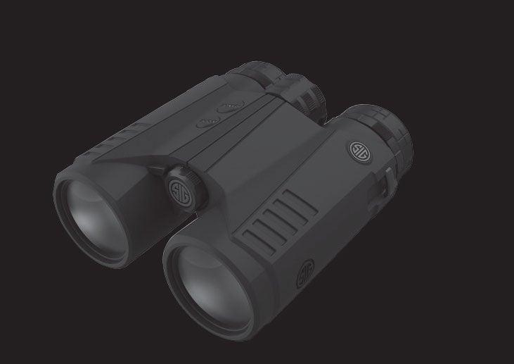 Rangefinding binocular Sig10k