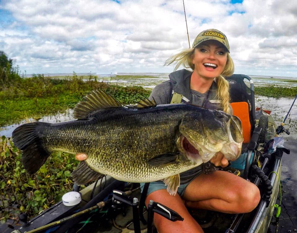 You can land a giant bass by following these rules.