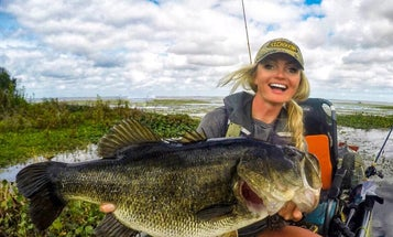 How to Never Lose Another Giant Bass Again