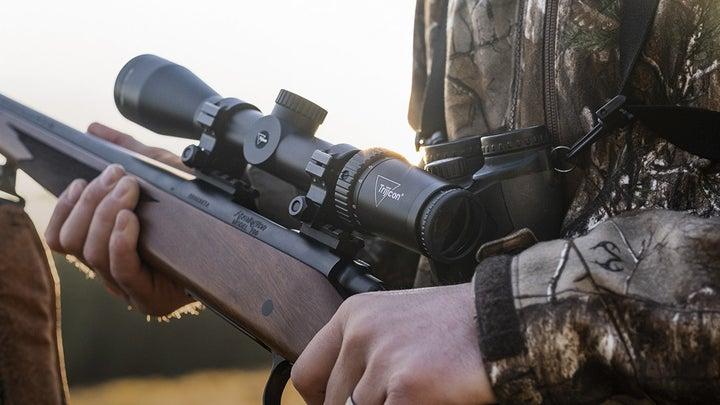 trijicon scopes